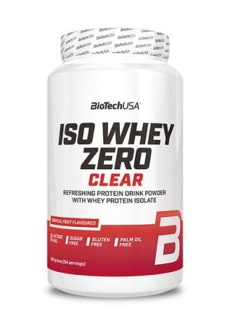 BiotechUSA Iso Whey Zero Clear