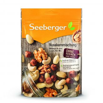 Seeberger Ořechový mix