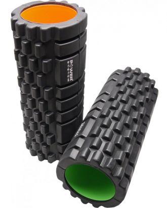 POWER SYSTEM Fitness Roller Orange