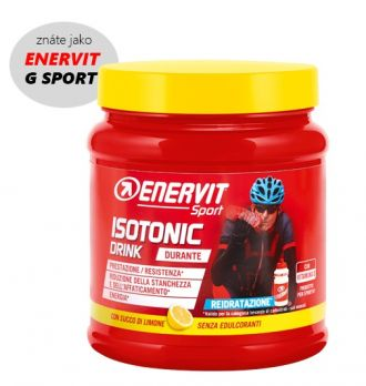 ENERVIT Isotonic drink G