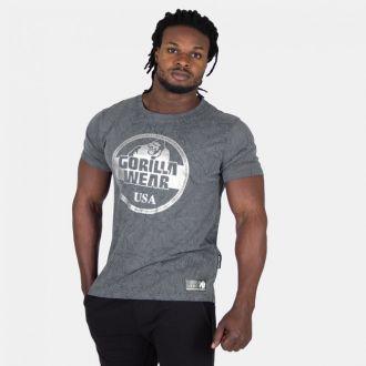 GORILLA WEAR Rocklin T-shirt - Gray