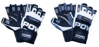 POWER SYSTEM GLOVES NO COMPROMISE