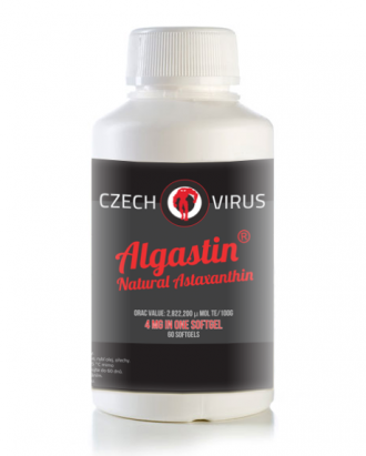 Czech Virus ALGASTIN NATURAL ASTAXANTHIN