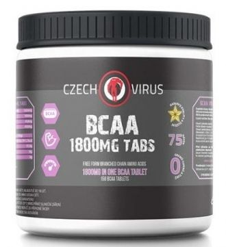 Czech Virus BCAA 1800mg