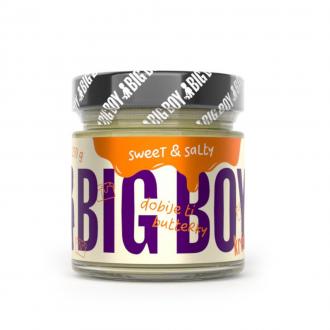 BIG BOY® Karamell und Himalaya-Salz 250g
