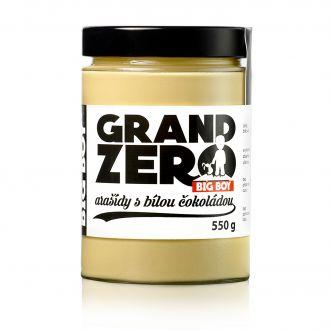 BIG BOY® Grand Zero Weisse Schokolade 550g