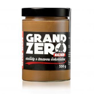 BIG BOY® Grand Zero Dark Schokolade 550g