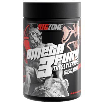 Big Zone Omega 3 Fury Triglyceride