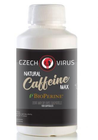 Czech Virus Natural Caffeine Max