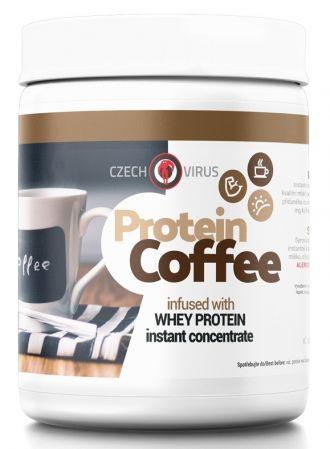Czech Virus Protein Coffee