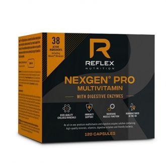 Reflex Nexgen® PRO + Digestive Enzymes