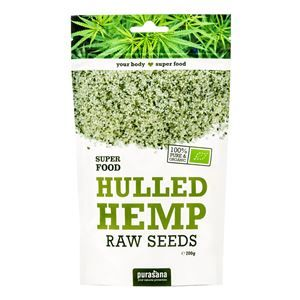 Purasana Hemp Seed BIO