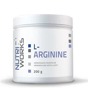 NutriWorks L-Arginine