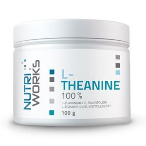 NutriWorks L-Theanine