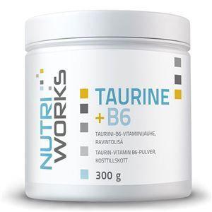 NutriWorks Taurine + B6