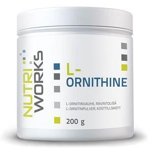 NutriWorks L-Ornithine