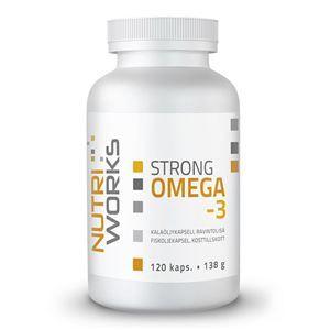 NutriWorks Strong Omega 3
