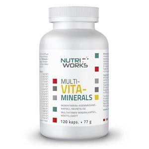 NutriWorks Multivitaminerals