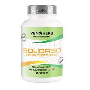 Vemoherb Solidago 90 Caps
