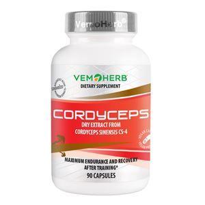 VemoHerb Cordyceps CS-4 90 kapslí
