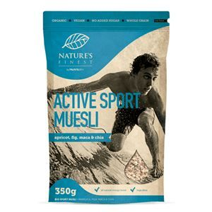 Nutrisslim Muesli Active Sport Bio 350g