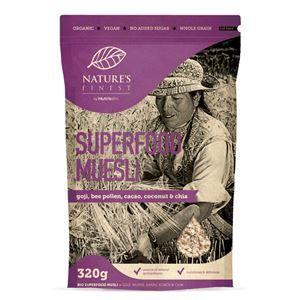 Nutrisslim Superfood Müsli Bio