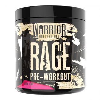Warrior RAGE Pre-Workout