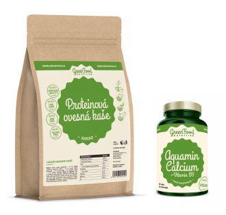 GreenFood Nutrition Protein Haferbrei Glutenfrei LOW CARB