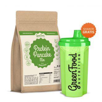 GreenFood Nutrition Protein Pancake Glutenfrei + 50g Zero Butter Gratis