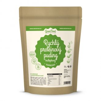 GreenFood Nutrition Schneller Proteinpudding Glutenfrei