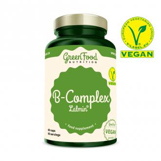 GreenFood Nutrition B-Komplex Lalmin® vegan