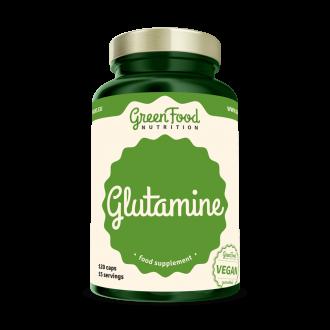 GreenFood Nutrition Glutamin vegan caps