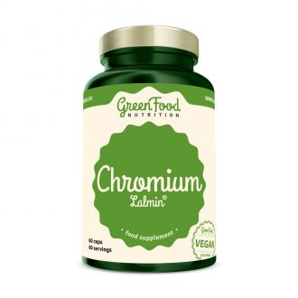 GreenFood Nutrition Chromium Lalmin® vegan