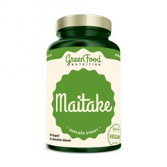 GreenFood Nutrition Maitake vegan caps