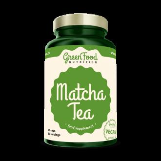 GreenFood Nutrition Matcha Tea vegan caps