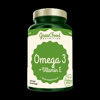 GreenFood Nutrition Omega 3
