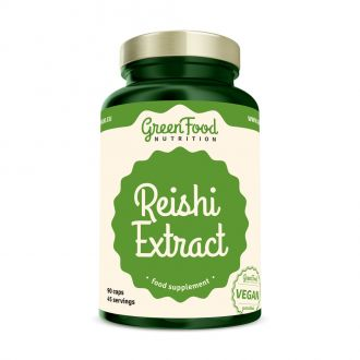 GreenFood Nutrition Reishi vegan