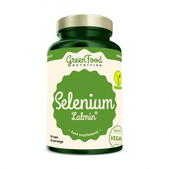 GreenFood Nutrition Selen Lalmin® vegan