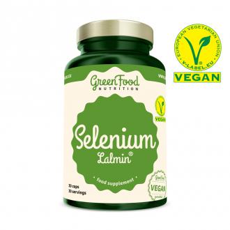 GreenFood Nutrition Selen Lalmin® vegan