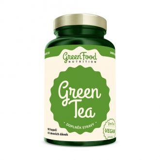 GreenFood Nutrition Green Tea vegan Caps