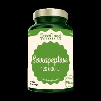 GreenFood Nutrition Serapeptase 120000IU