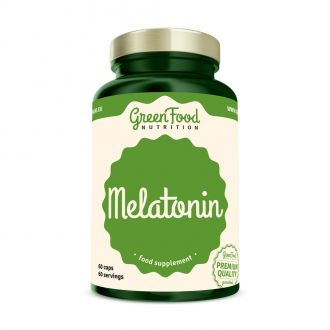 GreenFood Nutrition Melatonin