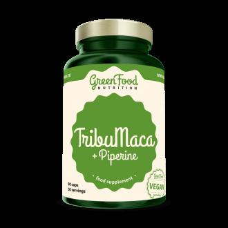 GreenFood Nutrition TribuMaca vegan