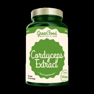 GreenFood Nutrition Cordyceps vegan