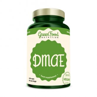 GreenFood Nutrition DMAE vegan caps