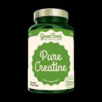 GreenFood Creapure Creatine 120cps
