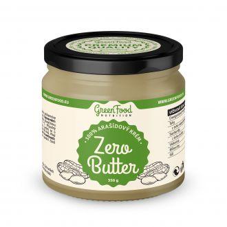 GreenFood Nutrition ZERO BUTTER Erdnuss