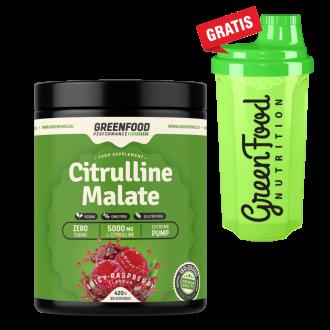 GreenFood Performance Citrulline Malate