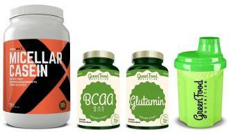 GreenFood Nutrition Verbesserung der Regeneration im Diätzyklus - für Frauen