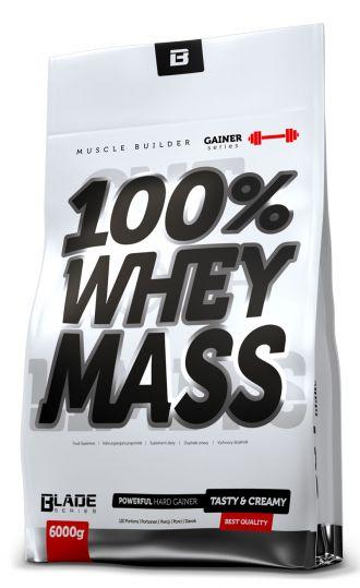 HiTec BS Blade 100% Whey Mass gainer
